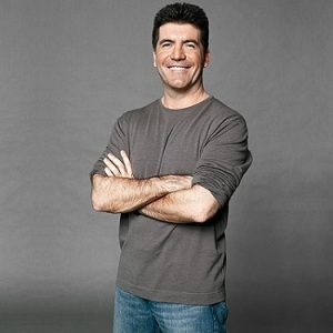 February 2005 --- Simon Cowell --- Image by © Colin Bell/Corbis Outline